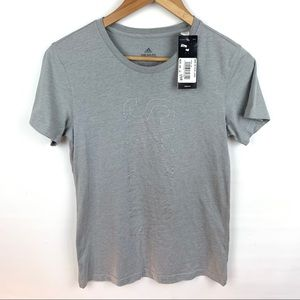 Adidas Lineage The Go To Performance SS Tee NWT